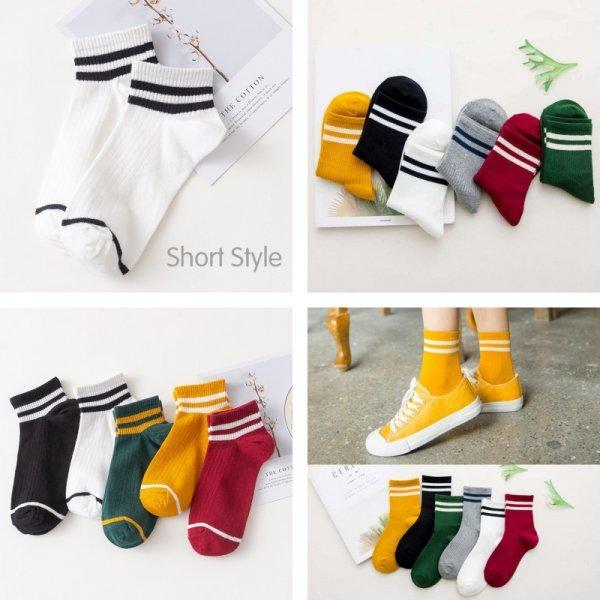 Дышащие носочки ECMLN (21 цвет)