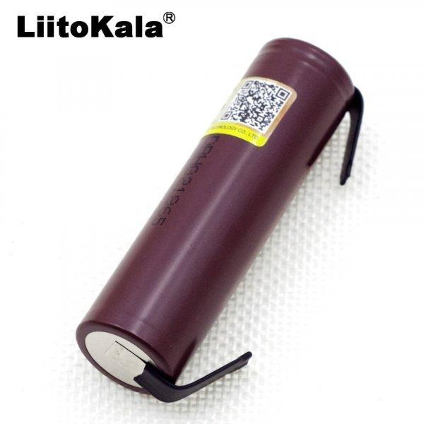 Супер аккумуляторные батарейки Liitokala