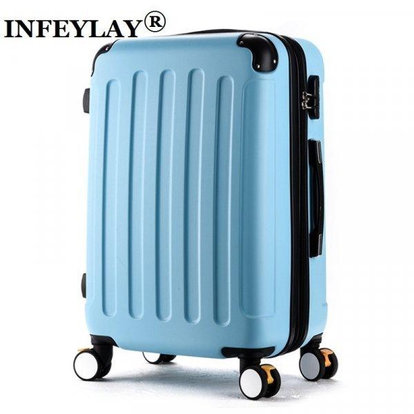 """ХИТ! Стильный чемодан INFEYLAY  для путешествий (20"""" и 24"""", 10 цветов)"""